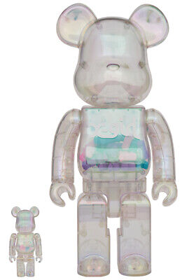 $2999.99 • Buy NEW Medicom Toy BE@RBRICK X-girl 100% & 400% 70mm 280mm Figure From Japan
