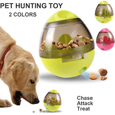 AU16.49 • Buy Interactive Hunting Toy Funny Treat Game Play Teaser Food Dispenser Pet Dog Cat