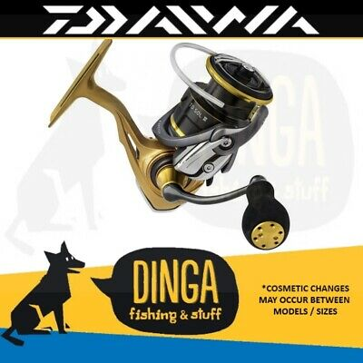 AU409 • Buy Team Daiwa Sol III LT 5000D-CH Spinning Reel