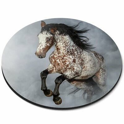 Round Mouse Mat - Appaloosa Horse Pony Equine Office Gift #2067 • 5.99£
