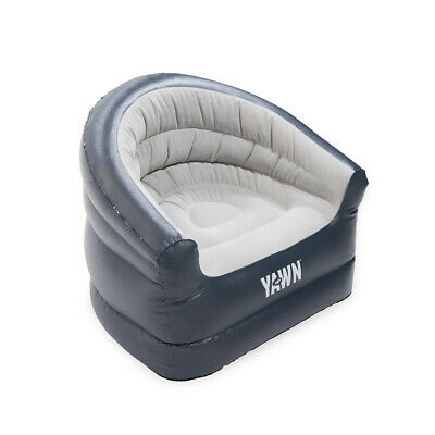 £24.99 • Buy YAWN AIr Chair Inflatable Sofa Lounger Blow Up Seat Outdoor Camping