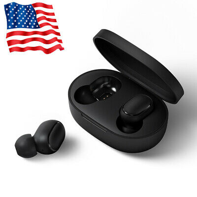 $22.98 • Buy Xiaomi Redmi AirDots Bluetooth V5.0 Wireless TWS Earphone Earbuds Headsets + Box