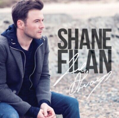 Shane Filan Love Always CD *NEW & SEALED* • 4.93£