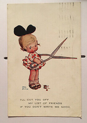 $27.61 • Buy Mabel Lucie Attwell Postcard