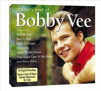 $8.99 • Buy The Very Best Of Bobby Vee [One Day] By Bobby Vee (CD, Jan-2013, 2 Discs,...