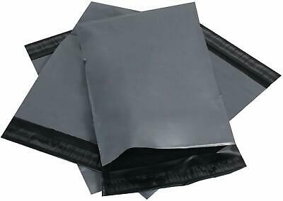 50 Mix Grey Strong Mixed Mailing Bags Grey Parcel Packaging Cheapest Clearance • 4.50£