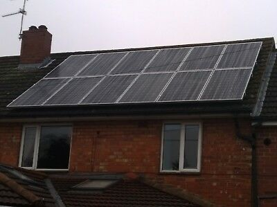 £2599 • Buy 3kw Solar Panel Pv  Kit System With Solaredge Micro Inverters