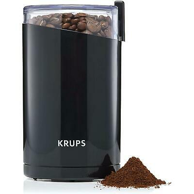 Krups Coffee Grinder & Spice Mill With Twin Function Stainless Steel Blades F203 • 21.86£