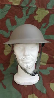 £55.76 • Buy Helmet British Tommy Brodie Ww2 Second Guerre Reproduction