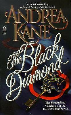 The Black Diamond, Kane, Andrea, Used; Good Book • 7.02£