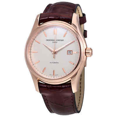 Frederique Constant Clear Vision Automatic Rose Gold-tone Men's Watch 303V6B4 • 718.20$