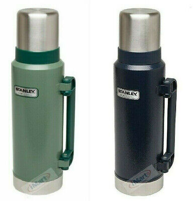 AU69.99 • Buy STANLEY Classic 1.32L Stainless Steel Thermos Flask Vacuum Insulated Bottle 1.4Q