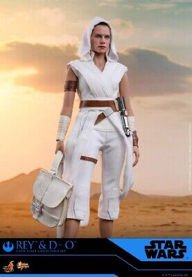 $ CDN397.16 • Buy HT HotToys 1/6 MMS559 The Rise Of Skywalker Rey And D-O Action Figure Set