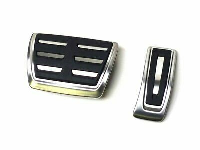 $ CDN152.34 • Buy Audi A4 A5 Stainless Steel Pedal Caps Set 8W1064205 B9 Automatic DSG Genuine New