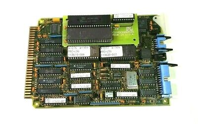 $349.99 • Buy PL Prolog V20 CPU Card 7890A-07 W/ Attached Coprocessor BD. Board
