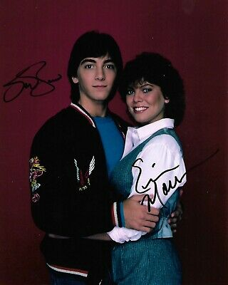 $79 • Buy SCOTT BAIO & ERIN MORAN Autographed 8 X 10 Signed Photo COA