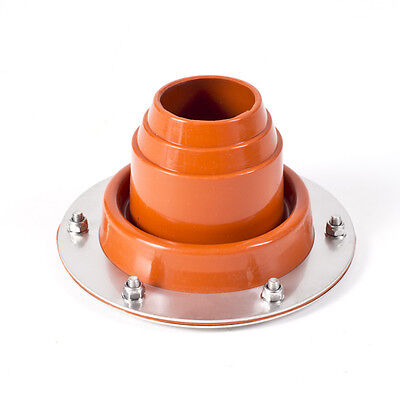 Tent Flue Flashing Kit For Bell Tent, Or Yurt. Fits Frontier / Outbacker  Stove • 27.93£