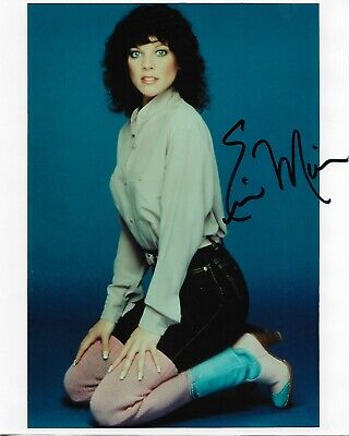 $45 • Buy ERIN MORAN  Happy Days  Autographed 8 X 10 Signed Photo TODD MUELLER COA