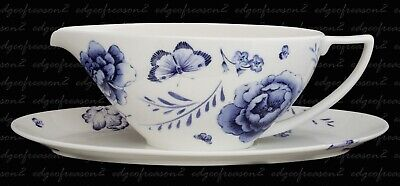 £55 • Buy Wedgwood Jasper Conran Butterfly Gravy Sauce Boat And Stand