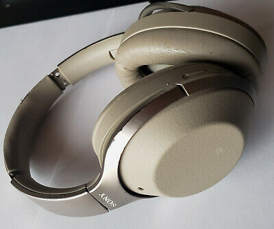 $ CDN67.92 • Buy GOLD Sony WH1000XM2 Over-Ear Wireless Headphones - SOLD-AS-IS - Read Description