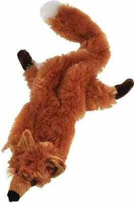 £11.32 • Buy FOX Stuffing-Free Crazy Critters Squeaking Dog Toys As Seen On TV