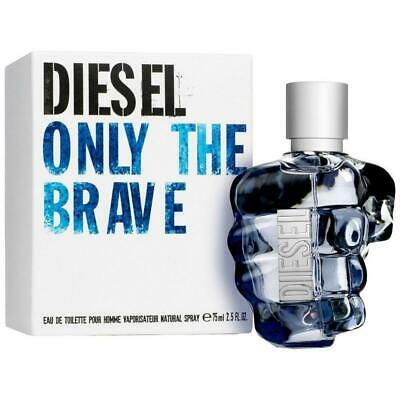 £48.94 • Buy DIESEL ONLY THE BRAVE EDT 75ml NEW RETAIL SEALED BOX THE PERFECT GIFT RRP £51