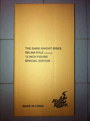 $ CDN616.43 • Buy Hot Toys MMS188 Batman Dark Knight Rises 1/6 Selina Kyle Catwoman Open New