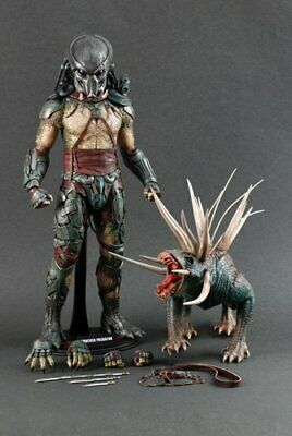 $ CDN793.95 • Buy TRACKER PREDATOR With Hound 14 1/6 Scale Figure Alien HOT TOYS