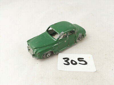 £9.99 • Buy Vintage Budgie Miniatures Esso Series # 19 Rover 105 Rovermatic Diecast Car 1957