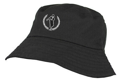 £14 • Buy Ska Clothing Gifts Embroidered 100% Chino Cotton Bucket Hat With Cotton Lining