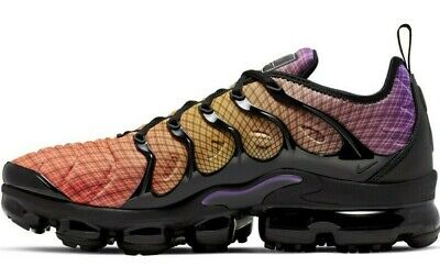 Nike Air VaporMax Plus Men's Shoe 924453-604 Bright Crimson/Hyper Violet Sz 8-13 • 121.50$