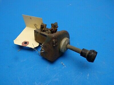 $199 • Buy Ford 1957 1958 Retractable Convertible Top Switch OEM FoMoCo 51-56