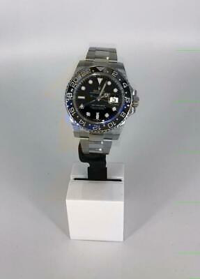$ CDN34048.66 • Buy ROLEX GMT-MASTER II  BATMAN  With Box And Papers