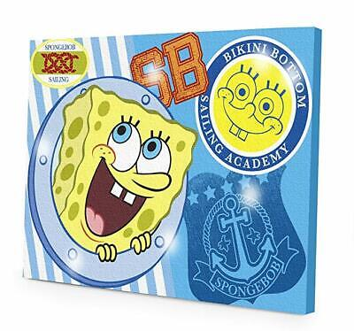 Nickelodeon Spongebob LED Light Up Wall Art (2 In 1)  1.5  H X 15.75  W • 23.14£