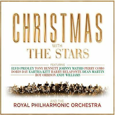 £6.99 • Buy Christmas With The Stars & The Royal Philharmonic Orchestra [CD]