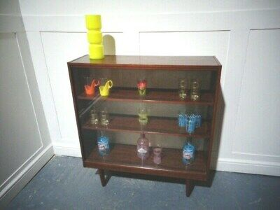RETRO GREAVES & THOMAS ROSEWOOD 60s COCKTAIL CABINET VINTAGE HOME BAR DRINKS  • 225£