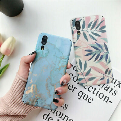 AU10.98 • Buy Ultra Thin Pattern Shockproof Hard Case Cover F OPPO A73 AX7 AX5S Reno Z A91