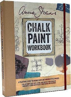 Annie Sloan's Chalk Paint® Workbook Stationery NEW • 9.28£