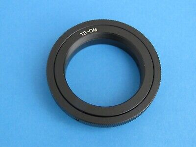 T2/T Mount Adapter Ring 4/3 For Olympus E-5 E-3 E-510 E-500 E-450 E-620 • 6.35£