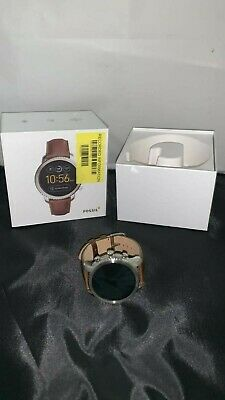 View Details Fossil Generation 3 Smart Watch - Explorist Brown Leather - USED • 59.99£