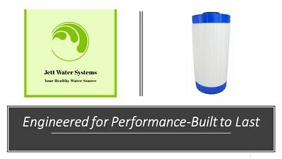 Empty Refillable Water Filter Cartridge 4.5 X10  For Big Blue • 12.84£
