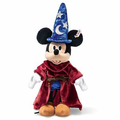 $789.98 • Buy NEW Steiff Disney Sorcerer's Apprentice Mickey Mouse Limited 1940 Pcs From Japan