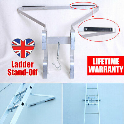 £23.51 • Buy Ladder Stand Off  Universal Direct From Manufacture Ladder Stay Ladder Accessory