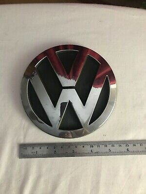 VW TOUAREG Rear Tailgate Chrome Badge 7L6853630A • 15£