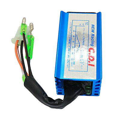 AU13.08 • Buy Racing CDI Unit Box Ignition For YAMAHA JOG Scooter Moped 2 Stroke 50CC 90CC