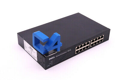 $50 • Buy Dell Powerconnect 2016 Switch