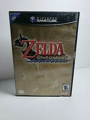 $26.99 • Buy Legend Of Zelda: The Wind Waker GameCube (2003) Pre-Owned