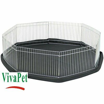 Indoor Outdoor Small Pets Playpen Hamster Guinea Pig Rabbit Run Safe Enclosure  • 24.48£