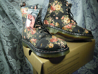 NEW Dr Martens Victorian Flowers 1460w Us 8 • 119.99$