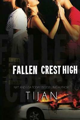 AU32.84 • Buy Fallen Crest High By Tijan Paperback Book Free Shipping!
